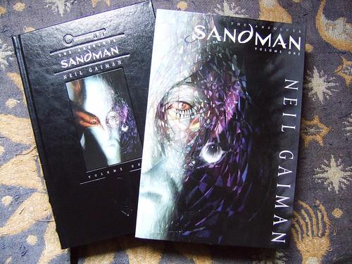 Absolute Sandman Volume with Slipcase