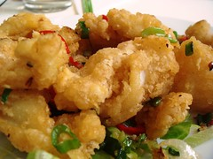 Cafe VN Spicy Squid