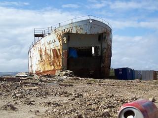 Galle/HMS Stalker