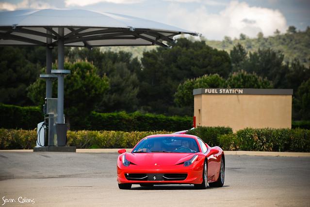Ferrari 458 Italia - Shark...Squale...