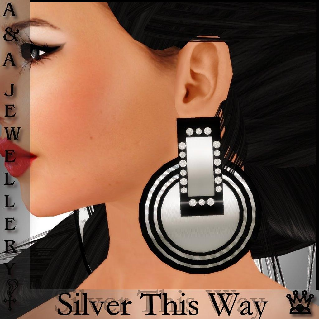 A&A Jewellery Silver This Way