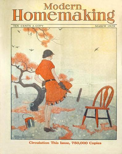 ModernHomemaking, March 1929