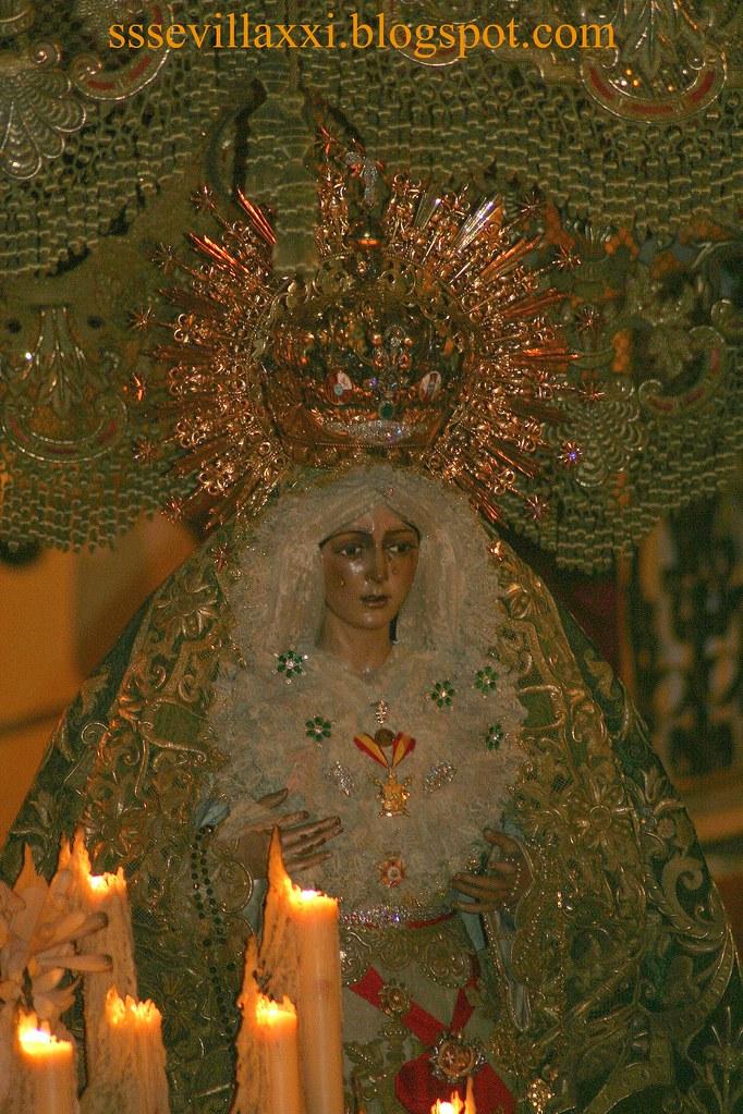 Nuestra Señora de la Esperanza Macarena, 2009