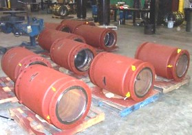 Externally Pressurized Expansion Joints for a Steam Plant in Kent, Ohio