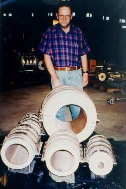 Specially Fabricated Pipe Supports