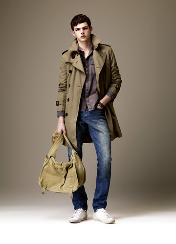 Tom Nicon0083_SS10 Burberry Brit(Official)