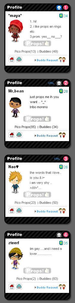 Profiles #6