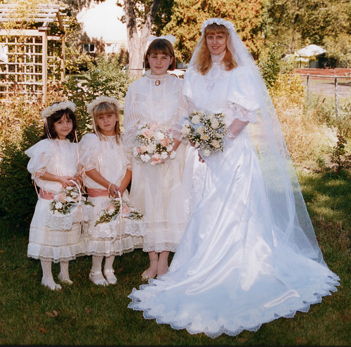 Wedding-Pam & Girls