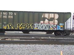 DSCF4101.JPG (The Curse Of Brian) Tags: minnesota graffiti minneapolis trains alb alamo blunt freights xyz blunts