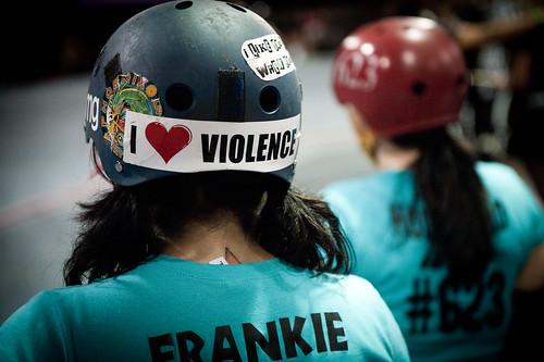 I <3 Violence