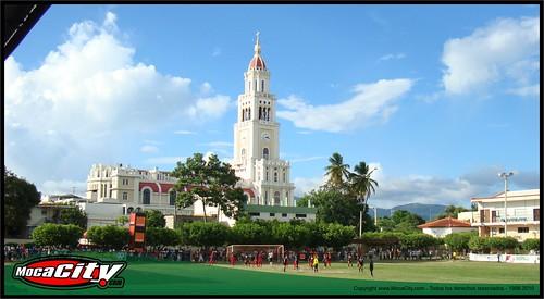 Iglesia Corazon de Jesus de Moca