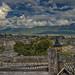 View of Lijiang old town (丽江古城)
