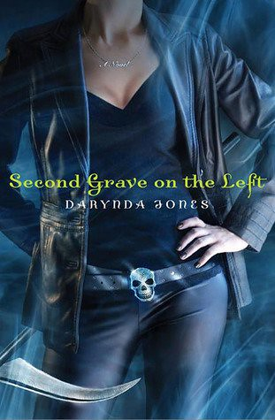 August 16th 2011   Second Grave on the Left by Darynda Jones (Charley Davidson #2)