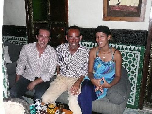 said&zitoun&didona in riad marrakech,dar najat