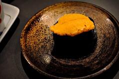 Uni sushi, Kaiho Sushi, Cuppage Plaza