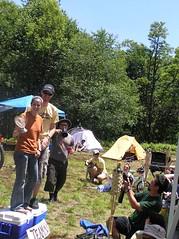 Camp Mom awards ceremony