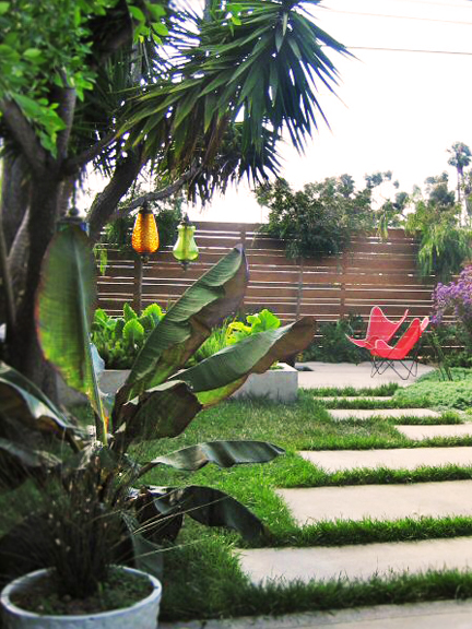 Venice Backyard Patio