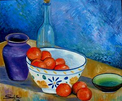 """Tangerines • <a style=""""font-size:0.8em;"""" href=""""https://www.flickr.com/photos/78624443@N00/549716455/"""" target=""""_blank"""">View on Flickr</a>"""