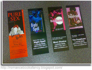 4 Book Marks!