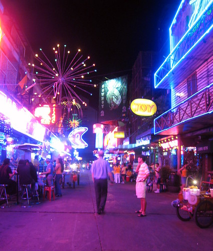 Soi Cowboy (I'd like to see you take pictures inside)