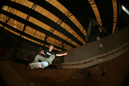 David - frontside ollie #2