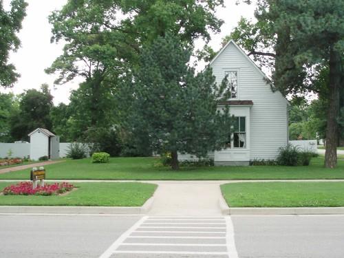 Truman House & Yard