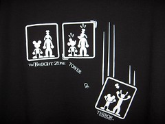 Tower Of Terror T-Shirt (Joe Shlabotnik) Tags: 2005 november2005 goofy florida tshirt disney disneyworld mickeymouse waltdisneyworld mgmstudios towerofterror faved explored