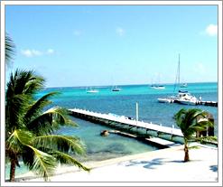 San Pedro, Belize Beaches