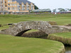 Old Course at St Andrew's Golf Club - Swilken Bridge