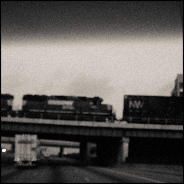 Atlanta, Railroad Trestle, 2006