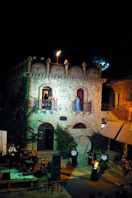 Espressivamente 2007 - Parco Jalari, Barcellona Pozzo di Gotto