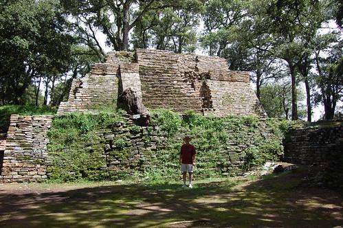pyramids in mexico. Pyramids - Queretaro, Mexico