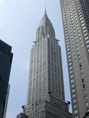 The Chrysler building by WordRidden, on Flickr