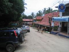 The Town in Montezuma