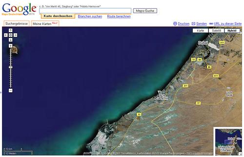 Dubai - Google Maps