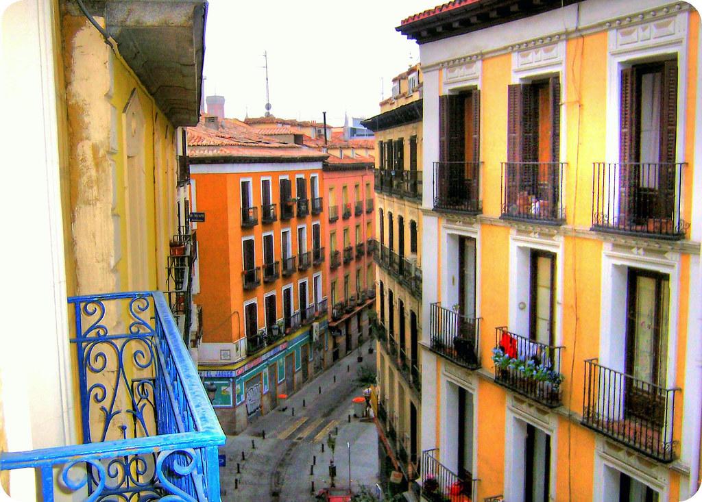 Photo de Madrid n°9. Rue de Madrid