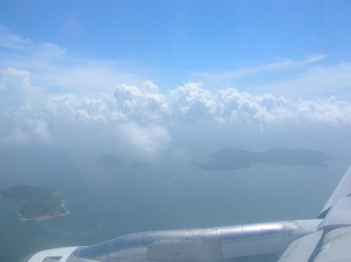 在雲上的瞬間 -4