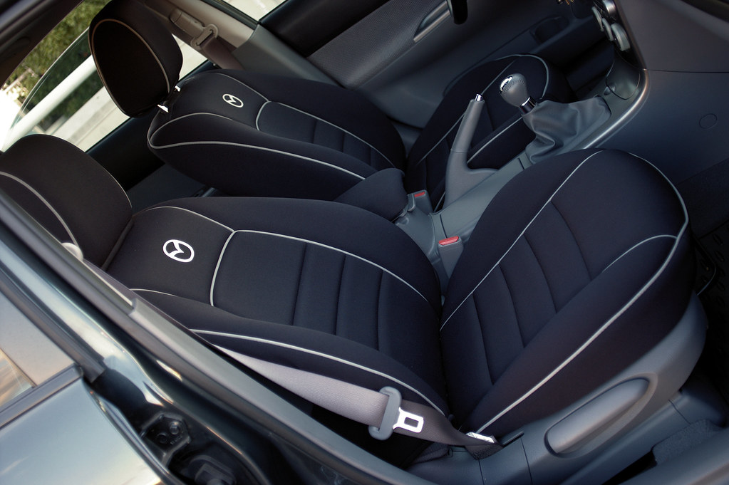 Mazda6 Seat Covers