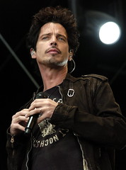 Chris Cornell (Sascha Buehner) Tags: people music rock stage kunst culture audioslave soundgarden liveconcert chriscornell photografx saschabhner