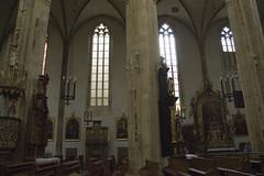 Praga: chiesa di Tyn (Gaspa) Tags: prague prag praha charlesbridge hrad tyn staremesto malastrana moldava pontecarlo astronomicclock