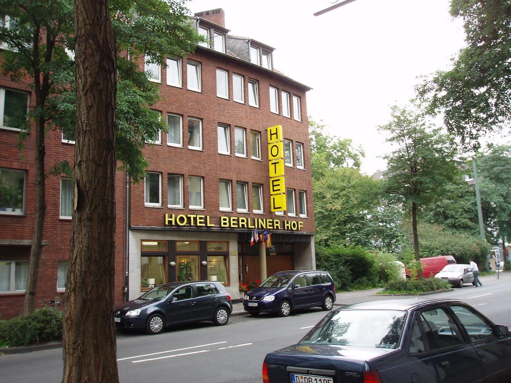Hotel Berliner Hof Düsseldorf