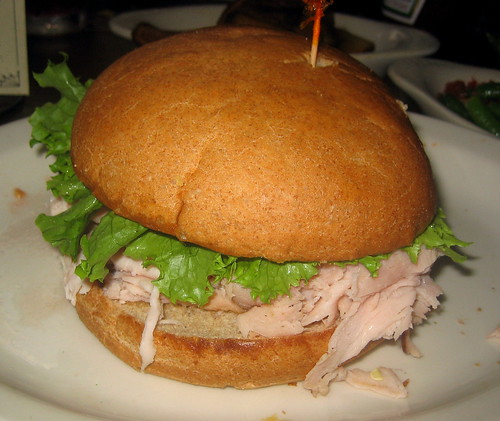 Gristmill Turkey Sandwich 1