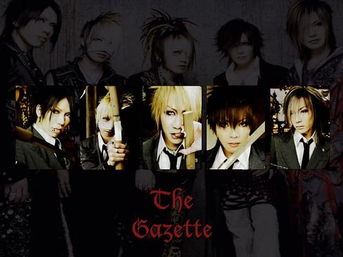 GazettE Sword