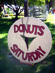 Donuts Saturday