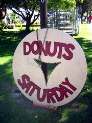 Donuts Saturday