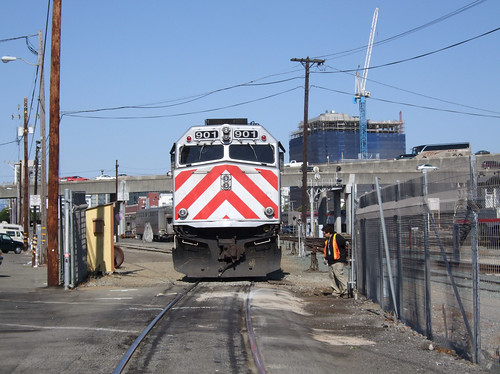 Caltrain 901