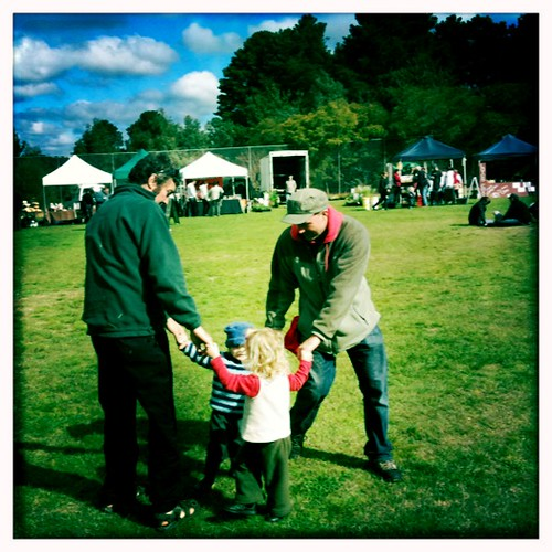 Ring a Rosy at Daylesford Farmer's Market