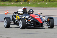 Road Cars - Prodrive Live Kenilworth Circuit - Ariel Atom Supercharged - Red & Black - 100515 - Steven Gray - IMG_1684