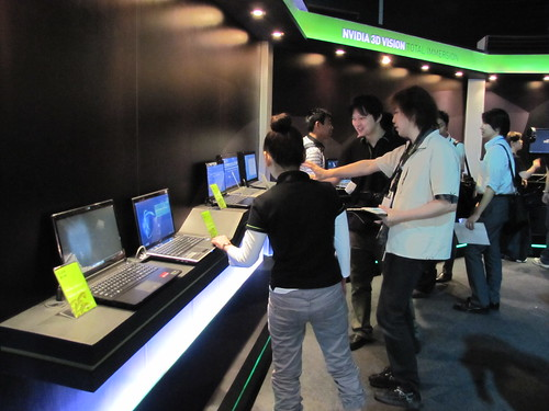 NVIDIA Optimus at Computex 2010