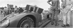 On the Grid Daytona 24hr. (adbieber) Tags: film 35mm blackwhite widelux daytona 24hourrace